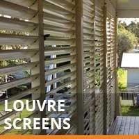 Louvre Screens