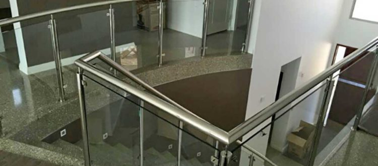 Glass fencing and balustrades Hope Island