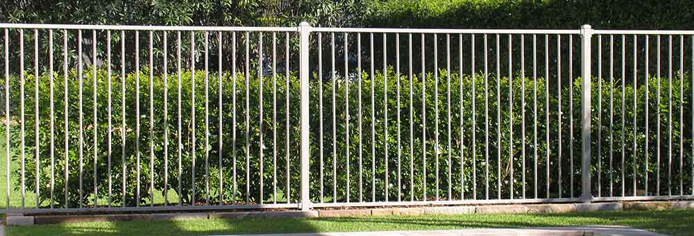 Aluminium Fencing Panels