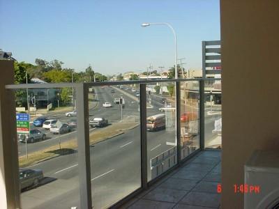 Glass Balustrade Framed Design 1-22