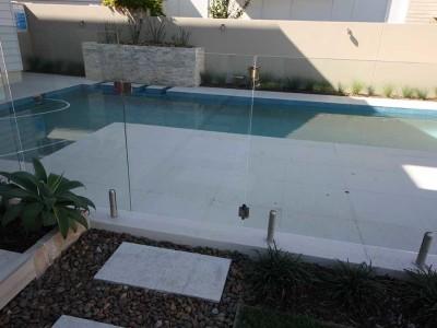Glass Pool Fencing Frameless Design 12 Mini Post-15
