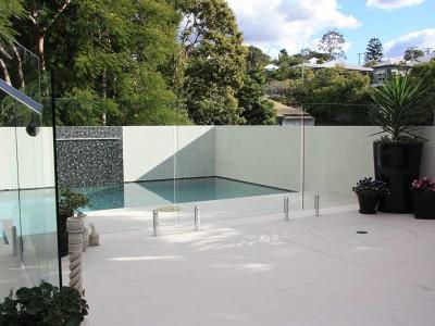 Glass Pool Fencing Frameless Design 12 Mini Post-23