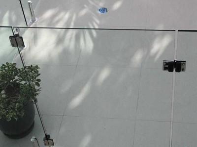 Glass Pool Fencing Frameless Design 12 Mini Post-25