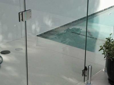 Glass Pool Fencing Frameless Design 12 Mini Post-26