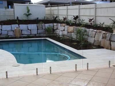 Glass Pool Fencing Frameless Design 12 Mini Post-29