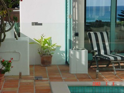 Glass Pool Fencing Frameless Design 12 Mini Post-33