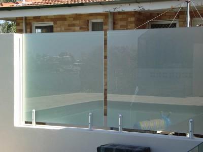 Glass Pool Fencing Frameless Design 12 Mini Post-34