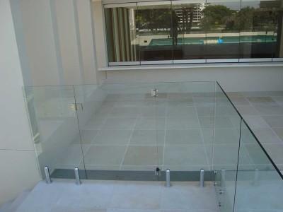 Glass Pool Fencing Frameless Design 12 Mini Post-35