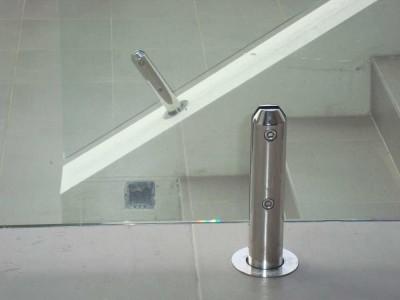 Glass Balustrade Frameless Design 12 Mini Post-3