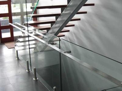 Glass Balustrade Frameless Design 12 Mini Post-5