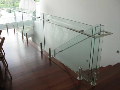 Glass Balustrade Frameless Design 12 Mini Post-6