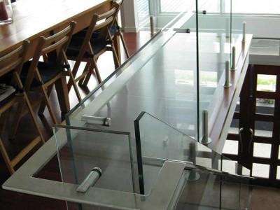 Glass Balustrade Frameless Design 12 Mini Post-8