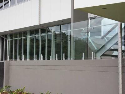 Glass Balustrade Frameless Design 12 Mini Post-20