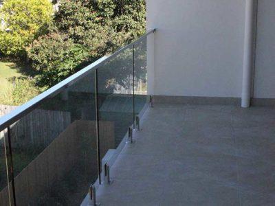 Glass Balustrade Frameless Design 12 Mini Post-22
