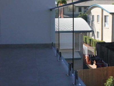 Glass Balustrade Frameless Design 12 Mini Post-24
