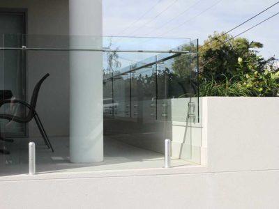 Glass Balustrade Frameless Design 12 Mini Post-25