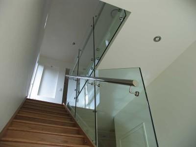Glass Balustrade Frameless Design 12 Side Fixed-2