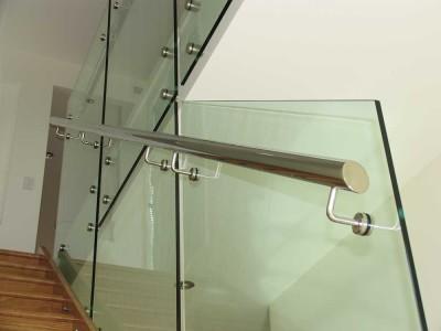 Glass Balustrade Frameless Design 12 Side Fixed-4