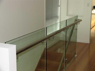 Glass Balustrade Frameless Design 12 Side Fixed-5