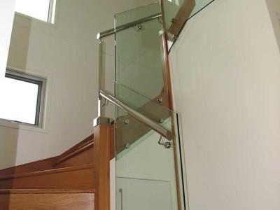 Glass Balustrade Frameless Design 12 Side Fixed-6