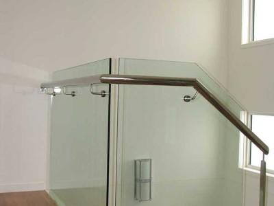 Glass Balustrade Frameless Design 12 Side Fixed-7