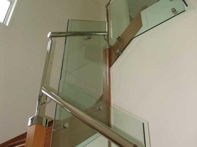 Glass Balustrade Frameless Design 12 Side Fixed-8