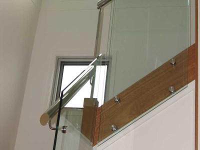 Glass Balustrade Frameless Design 12 Side Fixed-9