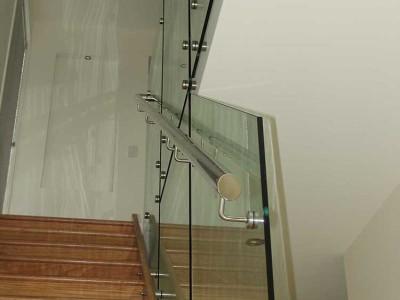 Glass Balustrade Frameless Design 12 Side Fixed-10