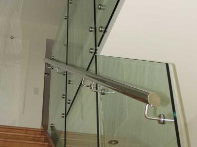 Glass Balustrade Frameless Design 12 Side Fixed-11