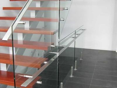 Glass Balustrade Frameless Design 12 Side Fixed-12