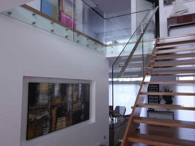 Glass Balustrade Frameless Design 12 Side Fixed-13