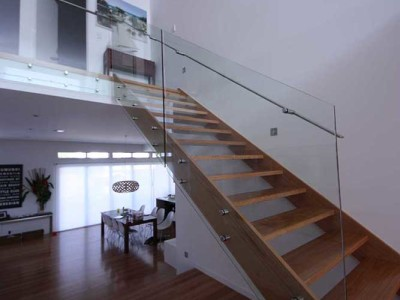 Glass Balustrade Frameless Design 12 Side Fixed-14