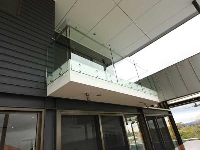 Glass Balustrade Frameless Design 12 Side Fixed-19