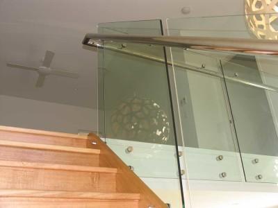 Glass Balustrade Frameless Design 12 Side Fixed-29