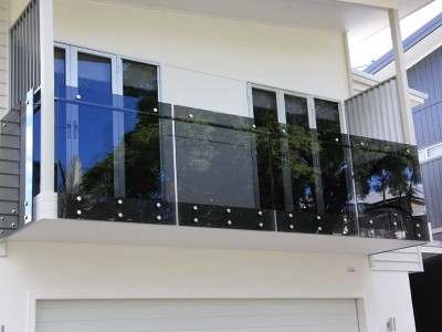 Glass Balustrade Frameless Design 12 Side Fixed-30