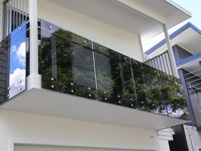 Glass Balustrade Frameless Design 12 Side Fixed-31
