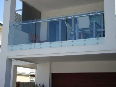 Glass Balustrade Frameless Design 12 Side Fixed-33