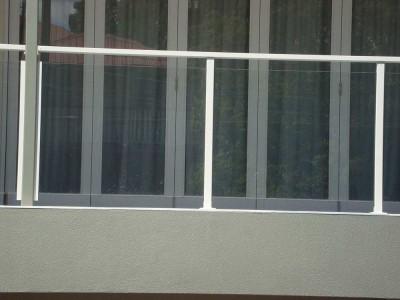 Glass Balustrade Framed Design 5-2