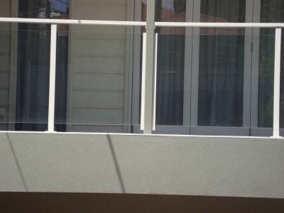 Glass Balustrade Framed Design 5-3