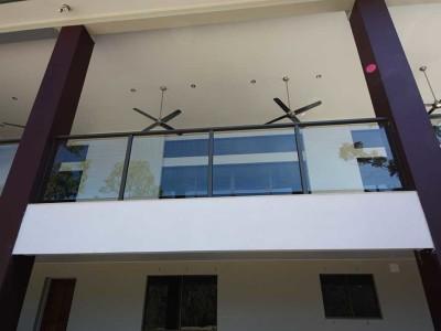 Glass Balustrade Framed Design 5-9
