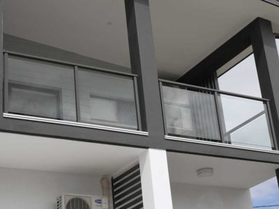 Glass Balustrade Framed Design 5-12