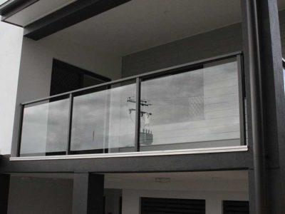 Glass Balustrade Framed Design 5-13