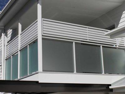 Glass Balustrade Framed Design 5-14