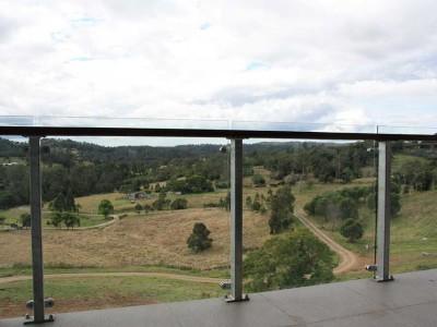Glass Balustrade Framed Design 6-4