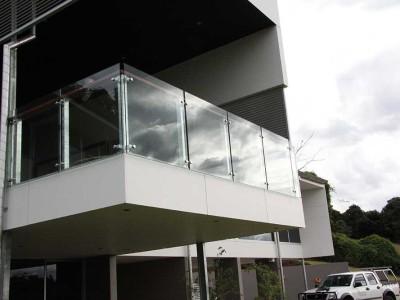 Glass Balustrade Framed Design 6-5