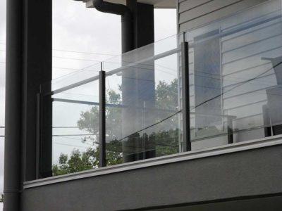 Glass Balustrade Framed Design 6-16