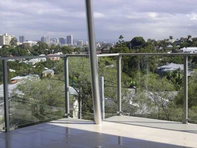 Glass Balustrade Framed Design 7-2
