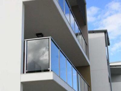 Glass Balustrade Framed Design 7-15