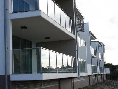 Glass Balustrade Framed Design 7-21