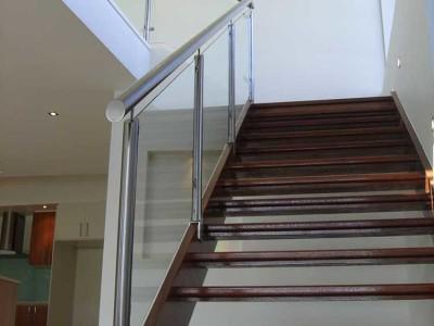Glass Balustrade Framed Design 9-8